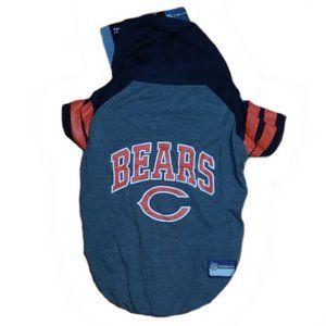NWT NFL CHICAGO BEARS team hoodie pet wear